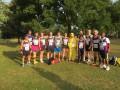 Team Ealing at the Ealing Half Marathon