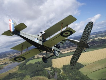 First World War fighter planes