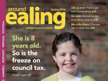 Around Ealing Spring 2016