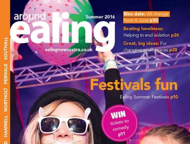 Around Ealing Summer 2016