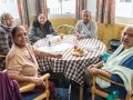 Members of Neighbourly Care in Southall