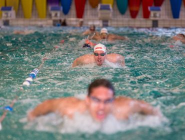 Ealing Swim Club at Gurnell Leisure Centre