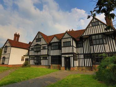 Southall Manor House frontage