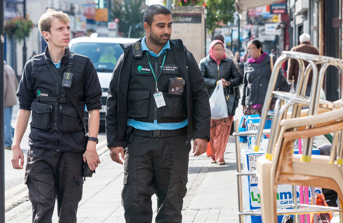 Kingdom Security patrol