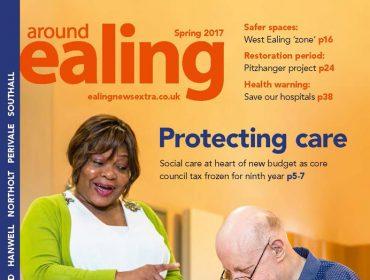 Around Ealing magazine Spring 2017