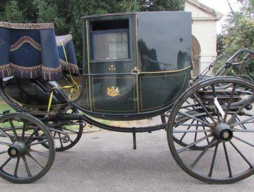 Rothschild Town Chariot, Gunnersbury Park