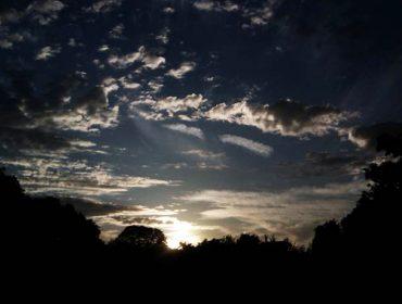 Photos: Sky over Walpole Park, by Philip Hurrell
