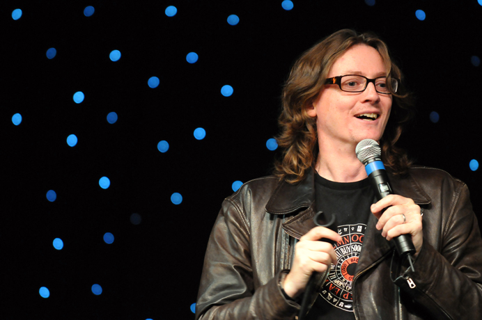 Ed Byrne will be performing at Ealing Comedy Festival