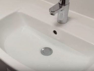 How to unblock a sink