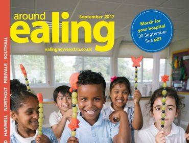Around Ealing September 2017