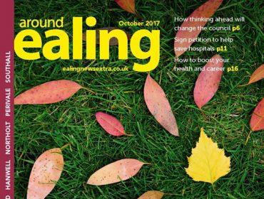 Around Ealing October 2017