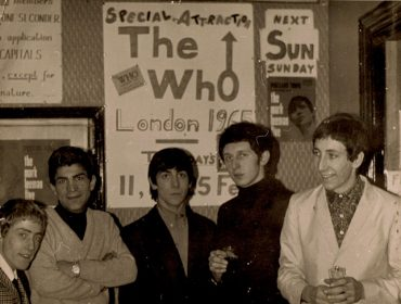 The Who at the Ealing Club, 1960s