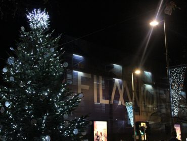 Ealing Christmas tree 2017