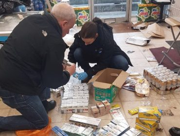 Pre-Christmas raids