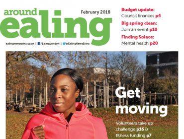 Around Ealing February 2018
