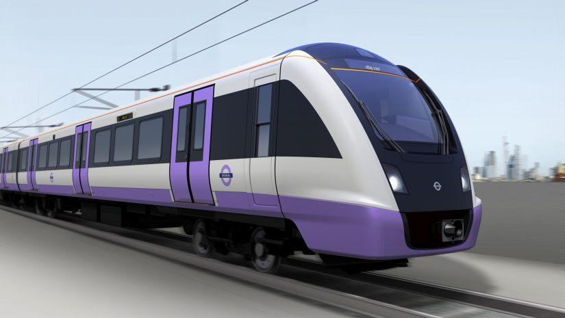 Crossrail train artists' impression