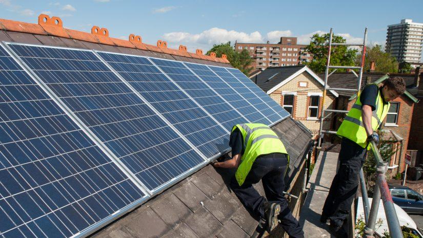 Solar Together London