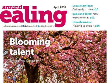 Around Ealing April 2018