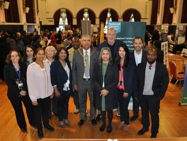Ealing's Jobs & Skills Fair.