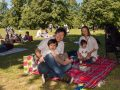 Big Lunch at Walpole Park (by Kate Jennings)