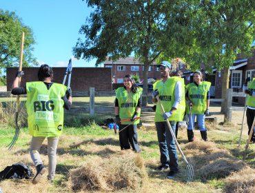 Do your bit by volunteering in Ealings Parks