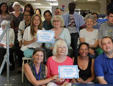 Dementia Friends- Cancer Research Greenford