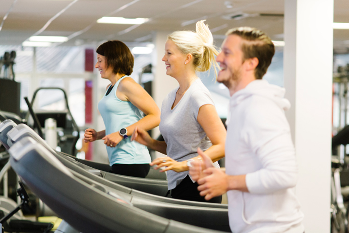 There are lots of ways to get moving at Gurnell Leisure Centre