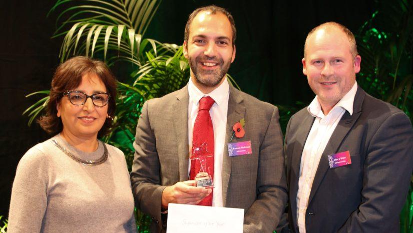 Bassam Mahfouz - Supervisor of the Year