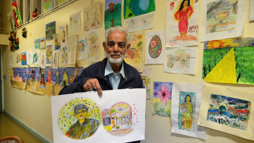 Abdul Halim, Michael Flanders Centre