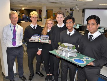 Cardinal Wiseman High School - Design Engineer Construct