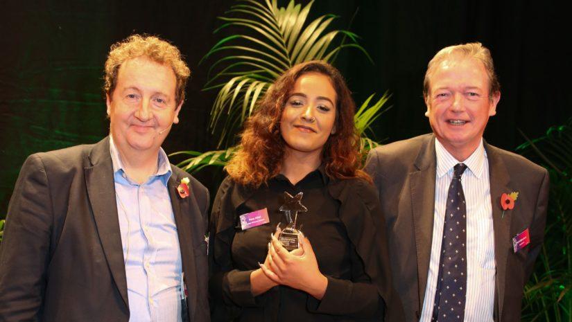 Fizza Afzal - Significant Achievement award