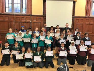 Junior Travel Ambassadors plan for Road Safety Week