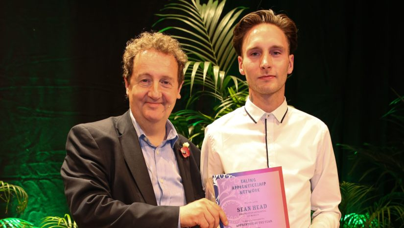 Sean Head - highly commended certificate