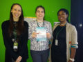 Social workers running scam prevention session