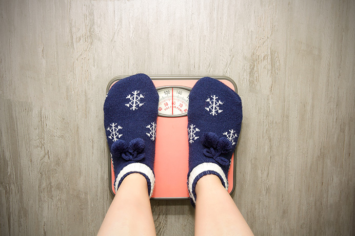 Watch your waste/waist this Christmas