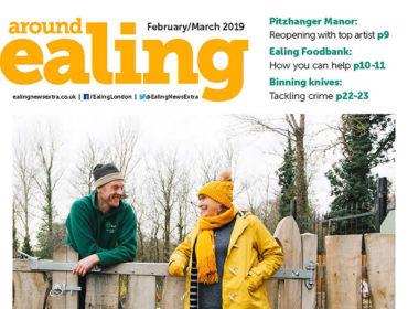 Around Ealing magazine February/March 2019