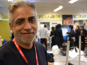 Vivek Chaudhary, journalist and Southall resident behind Southall Rising