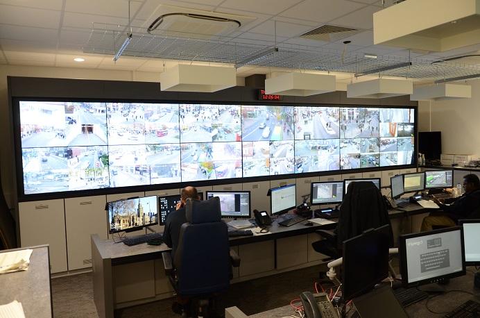 Ealing CCTV Control Centre