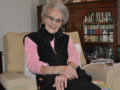 Violet Chapman has benefited from the council's reablement service after a fall