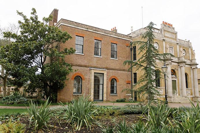 Pitzhanger Manor exterior