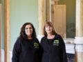 Gunnersbury Park Museum volunteers (Photograph by Simon Brown)