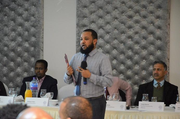 Abdiqani Aden from Yeelo2 Education