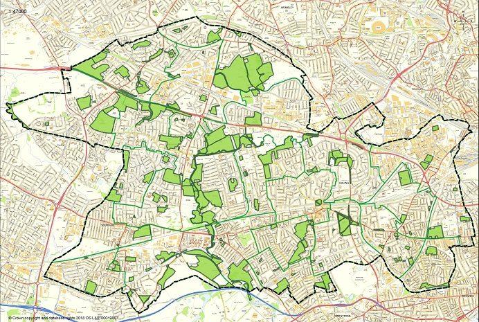 Borough-wide PSPO - green spaces