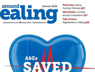 Around Ealing magazine - Summer 2019