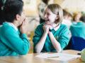Oaklands Primary school pupils