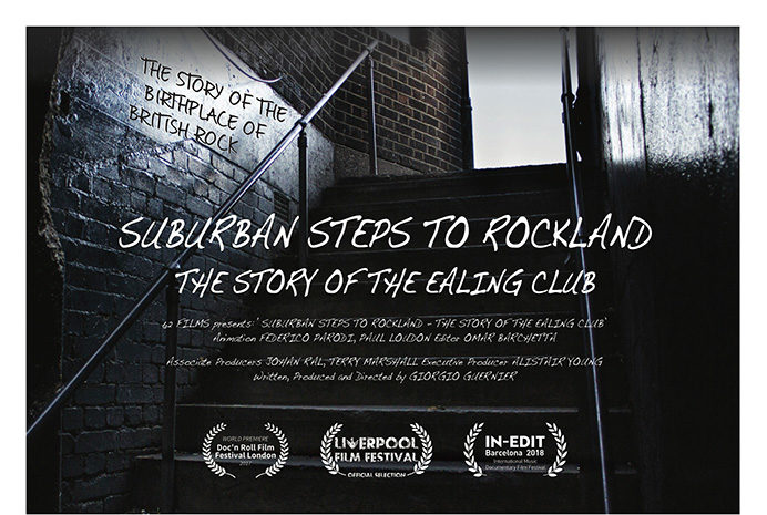 Suburban Steps to Rockland film poster