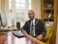 Mayor of Ealing 2019-20 Councillor Abdullah Gulaid
