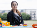 Apprentice Syeda is training as a nursery nurse, with the help of Ealing Apprenticeship Network