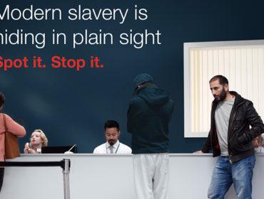 modern slavery campaign