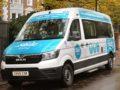 Slide Ealing on-demand bus
